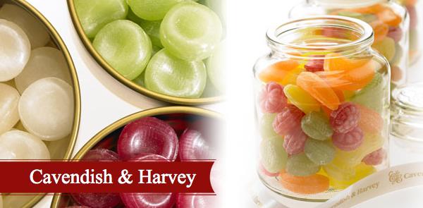 cavendish harvey confectionery